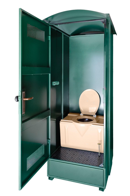 Mobilní chemické záchody